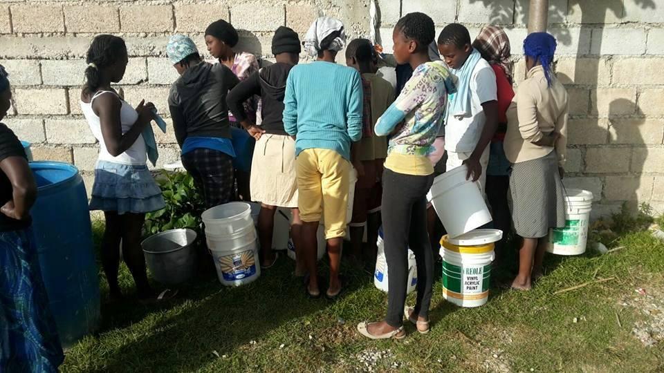 Thrive Village Water Kids
